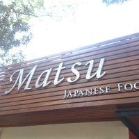 Photo taken at Matsu Japanese Food | 松 by Victor G. on 6/28/2013