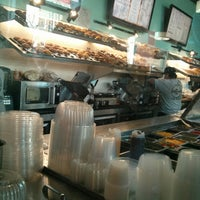 Photo taken at Bergen Bagels on Myrtle by Norman S. on 4/13/2013