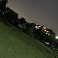 Photo taken at 大曽公園北交差点 by YAS T. on 8/15/2016