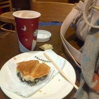 Photo taken at Starbucks by erin r. on 12/19/2012