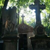 Photo taken at Cmentarz Powązkowski by Аделий Н. on 7/4/2013