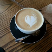 Photo taken at Manhattanville Coffee by Gregory E. on 10/1/2014