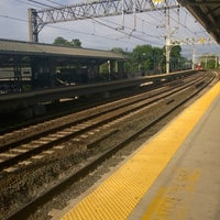 Photo taken at Metro North - Milford Train Station by Samantha D. on 6/22/2014