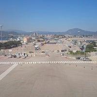 Photo taken at Molo Vecchio by Francesco G. on 6/28/2014