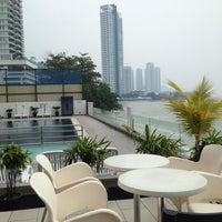Photo taken at Hotel Sentral Seaview by Kelvin Y. on 6/26/2014