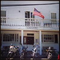 Photo taken at Smileys Schooner Saloon and Hotel by Eden E. on 5/19/2013