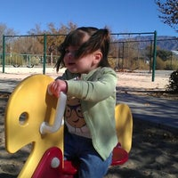 Photo taken at Arroyo del Oso Park by Steve H. on 11/20/2012