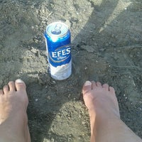 Photo taken at Urla Beach Clup by S;) Ş. on 10/16/2016
