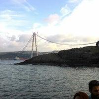 Photo taken at Garipçe by JCW R. on 9/26/2015