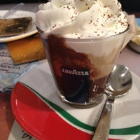 Photo taken at Caffe Lavazza @ Eataly by Lilitherapy on 2/2/2013