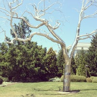 Photo taken at National Gallery of Art - Sculpture Garden by Tyler M. on 7/25/2013