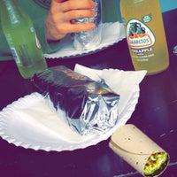 Photo taken at Wrap Up Burritobar by Arusha V. on 1/26/2016