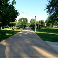 Photo taken at Lincoln Park by Phil R. on 8/3/2014