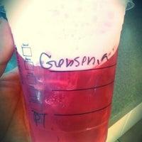 Photo taken at Starbucks by Jesenia R. on 3/11/2013