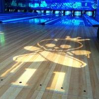 Photo taken at East Village Tavern+Bowl by Visit San Diego on 5/14/2013