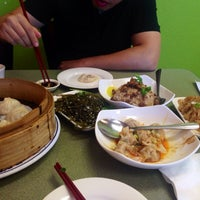 Photo taken at My Dumpling by Dave H. on 7/24/2014