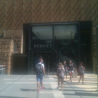 Photo taken at Museum of Sydney by Anthony E. on 1/3/2013