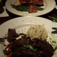 Photo taken at Stonewood Grill & Tavern by Justin S. on 11/27/2013