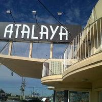 Photo taken at Parador Atalaya by Elisabetha R. on 4/14/2013