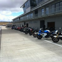 Photo taken at Taupo Motorsport Park by Adrian H. on 3/18/2013