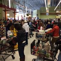 Photo taken at Marsh Supermarket by Ric M. on 12/24/2013