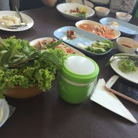 Photo taken at หนองคาย ป้าสุ by ffncyy on 4/10/2016