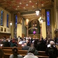 Photo taken at Roman Catholic Church of Our Saviour by Kirsten P. on 3/25/2016