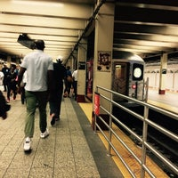Photo taken at MTA Subway - 42nd Street Shuttle (S) by Kirsten P. on 9/16/2016