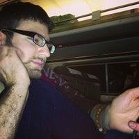 Photo taken at Amtrak Acela 2173 by Kirsten P. on 2/4/2013