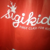 Photo taken at Sigikid by Krasimir S. on 1/26/2013