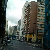 Photo taken at Rua Rego Freitas by Sylvio M. on 12/17/2012