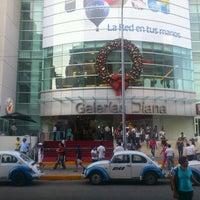 Photo taken at Galerías Diana by Jesús A. on 11/27/2012
