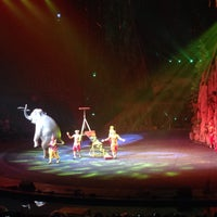 Photo taken at 长隆国际大马戏 Chimelong International Circus by Arene W. on 6/18/2015