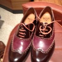 Photo taken at John Fluevog Shoes by Nick T. on 12/2/2012