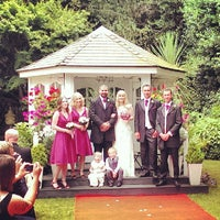 Photo taken at Langtry Manor Hotel by Mark S. on 7/25/2013