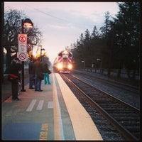 Photo taken at Blossom Hill Caltrain Station by Cesar Augusto N. on 12/18/2013