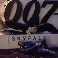 Photo taken at Cineworld by James S. on 10/28/2012