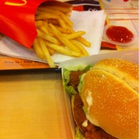 Photo taken at McDonald's by Jessy L. on 5/14/2013
