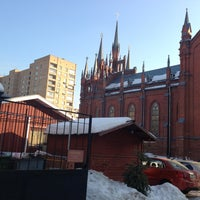 Photo taken at Улица Климашкина by Igor A. on 2/21/2013