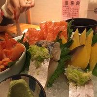 Photo taken at Sasano Sushi House by Tang S. on 6/4/2016