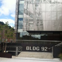 Photo taken at Brooklyn Navy Yard Center at BLDG 92 by Eddie M. on 10/13/2013