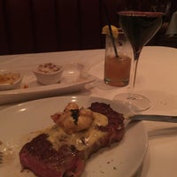 Photo taken at Fleming's Prime Steakhouse & Wine Bar by Paul B. on 10/2/2015