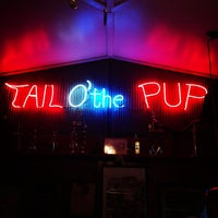 Photo taken at Tail O' The Pup by Rob W. on 5/20/2013