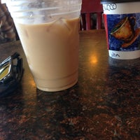 Photo taken at Pier View Coffee Co. by Paul P. on 7/13/2014