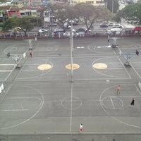 Photo taken at Canchas Panamericanas by Juan Jose N. on 3/18/2013