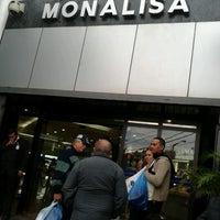 Photo taken at Monalisa by Carlos M. on 7/9/2012