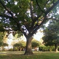 Photo taken at Kalorama Recreation Center & Park by Дмитрий Ф. on 10/28/2014