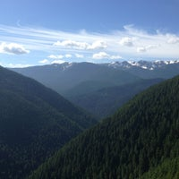 Photo taken at Olympic National Park by Jeet on 7/7/2013