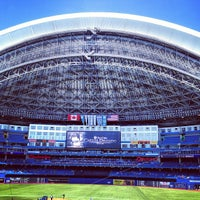 Photo taken at Rogers Centre by James C C. on 7/21/2013