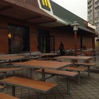 Photo taken at 麦当劳 McDonald's (茂业百货店) by AvgustK on 3/16/2014